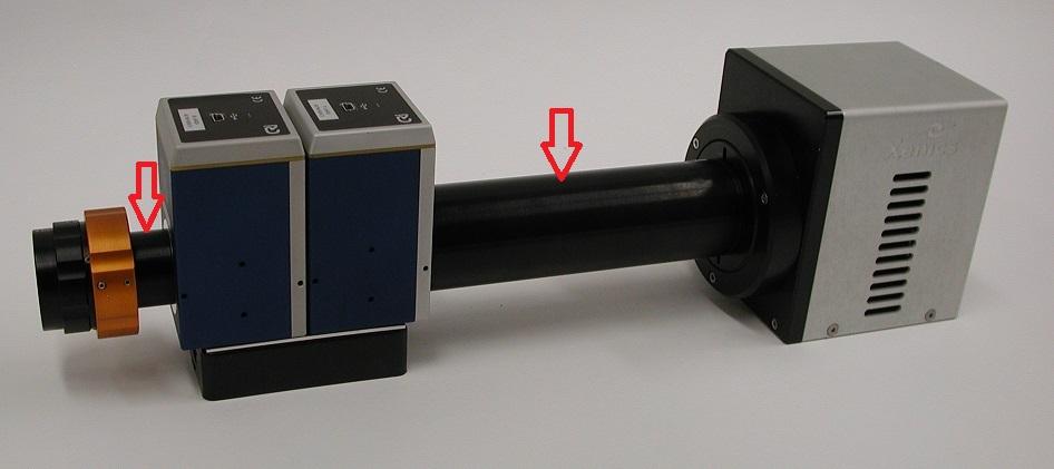CSI LNIR Relay Lens Assembly