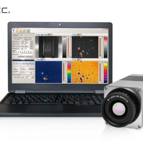 VarioCAM® HD Head 800 - Infrared Camera