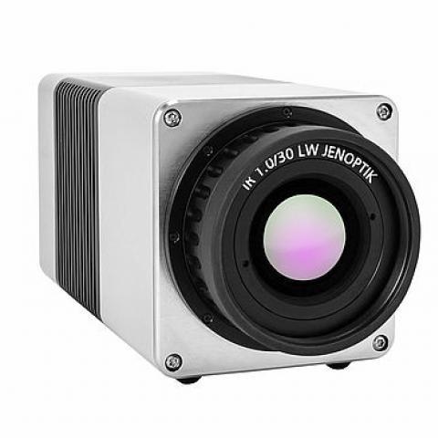 Infratec VarioCAM® HD head 700 Thermographic Camera