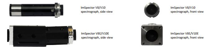 ImSpector for VIS (380-800 nm) - high performance, cost effective integration